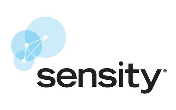 sensity logo